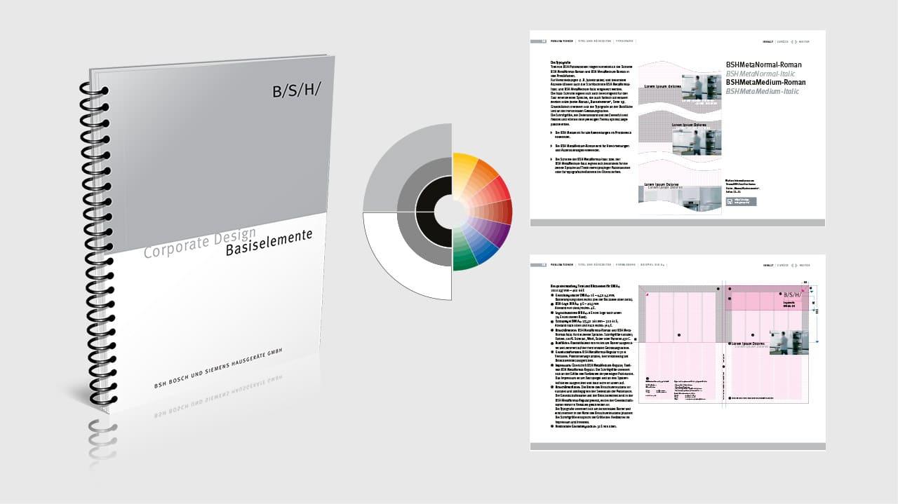 Corporate Design München: Acht Corporate Design Manuals für den internationalen Einsatz