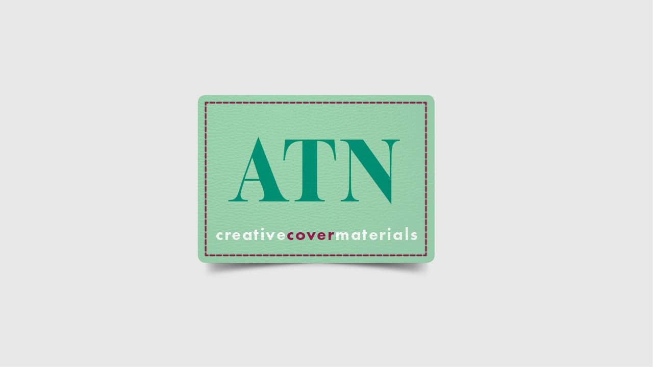 Logo Design München: Logo ATN Creative Cover Materials