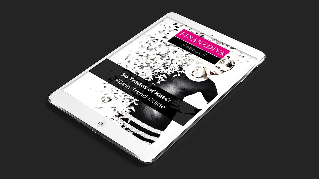 Referenz eBook Design für Finanzdiva