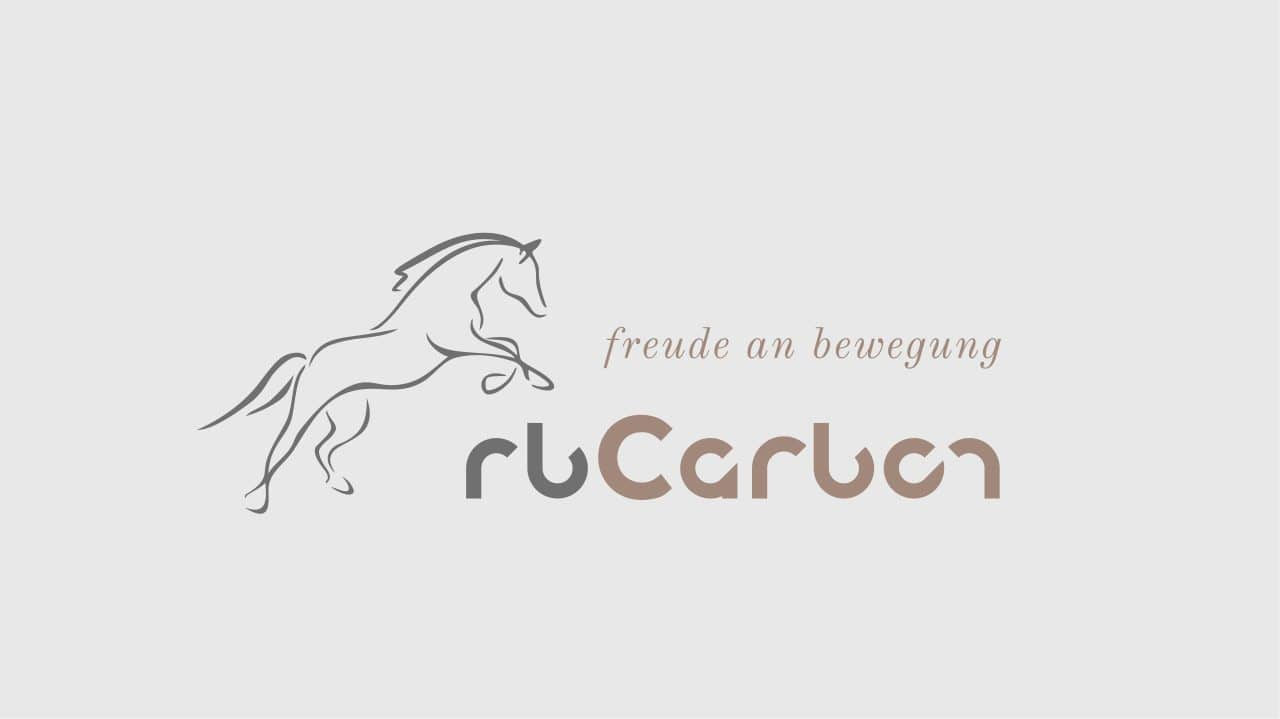 Logo rbCarbon, Logoerstellung München
