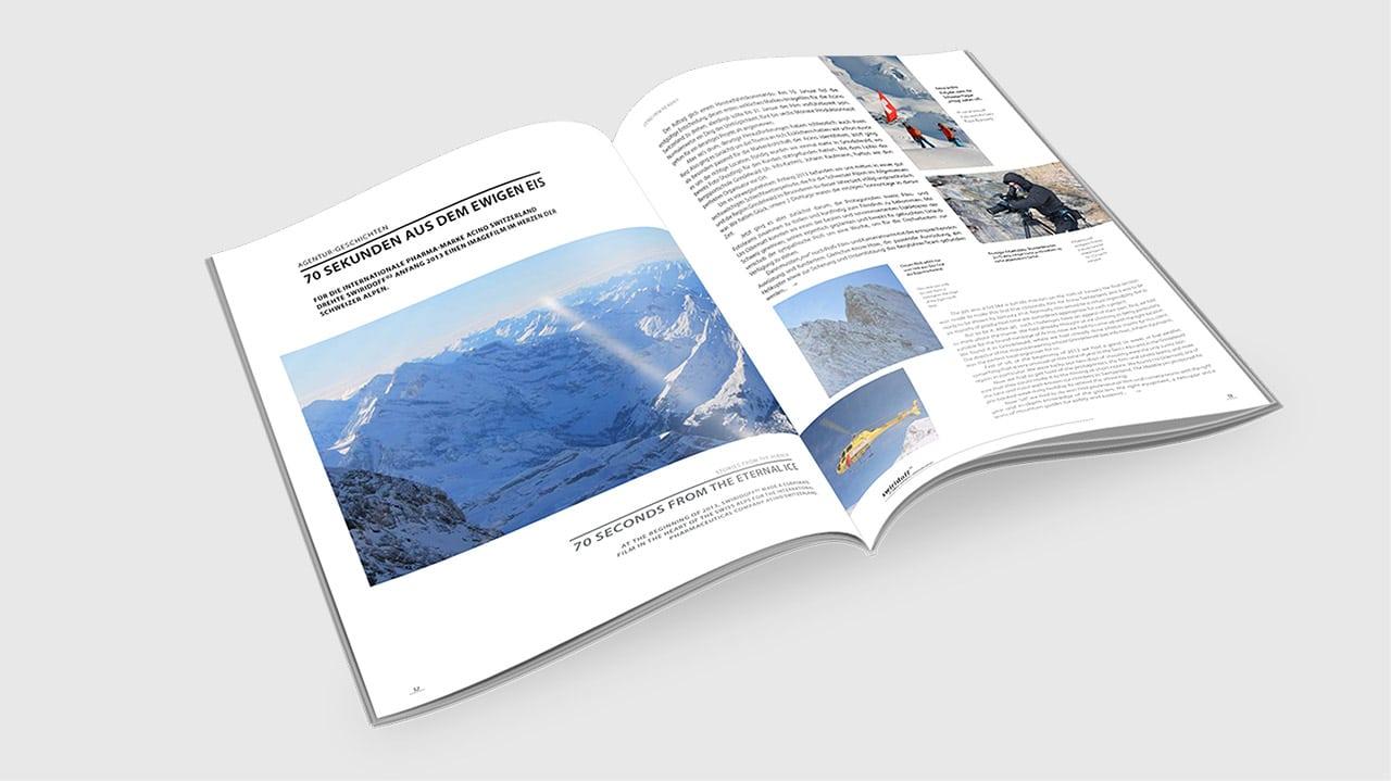 Artikel Gestaltung, Editorial Design München