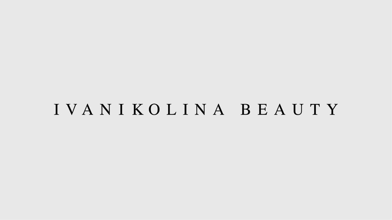 Referenz Logo Design München: Logo für Ivanikolina Beauty