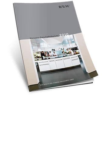 Titel Geschäftsbericht, Printdesign München