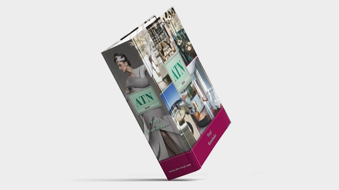 Printdesign München Gestaltung Muster-Ordner