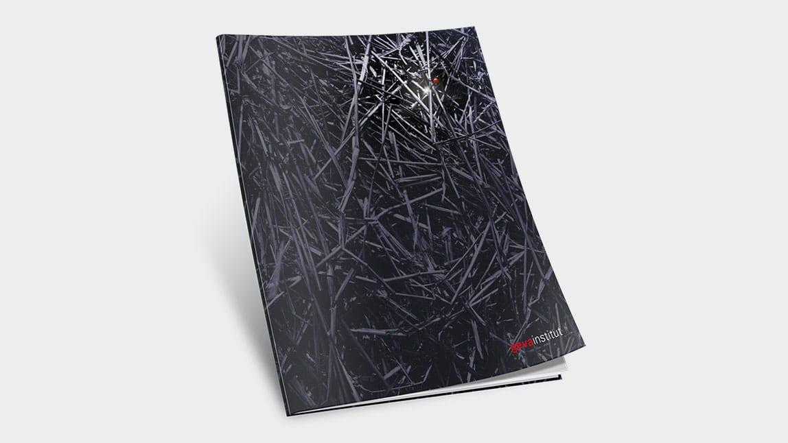 Print Design München für den Titel einer Broschüre zur Personalberatung