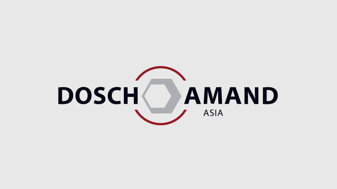 Logo Design Dosch&Amand Asia