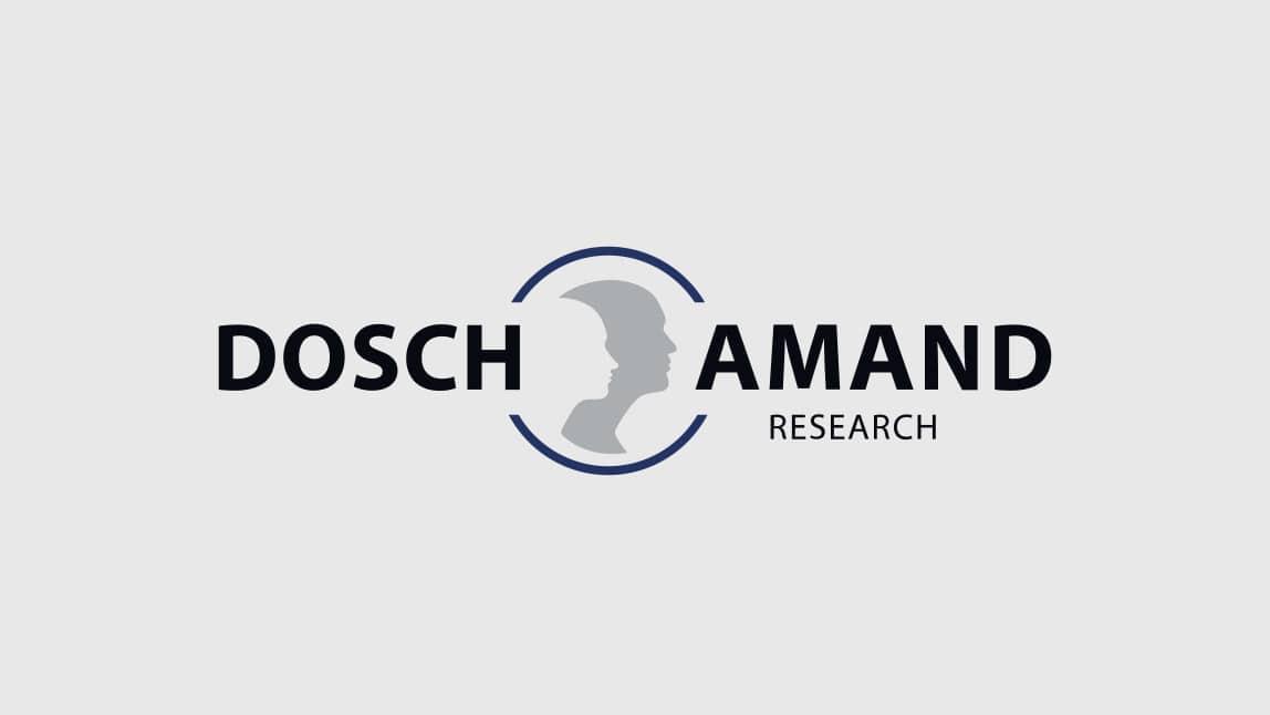 Logo Design Dosch&Amand Research