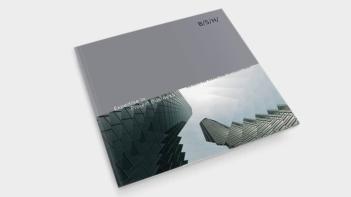 Printdesign München Titel Image Broschüre