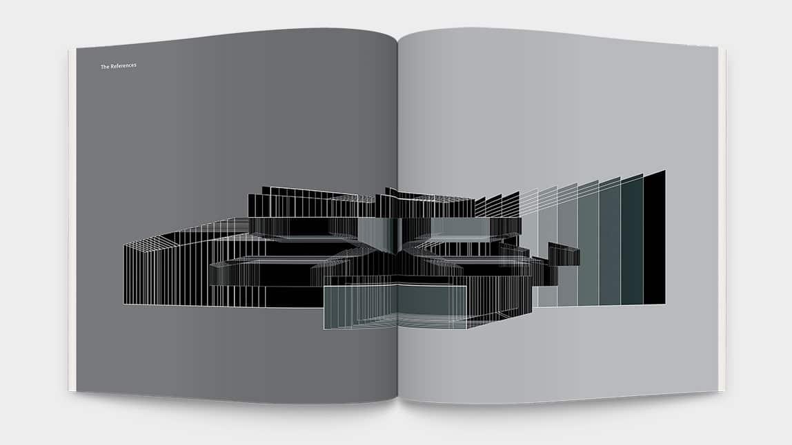 Printdesign München Image Broschüre Innenseiten
