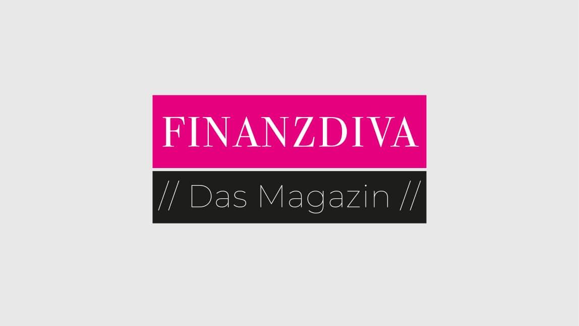 Logo Finanzdiva, Logo Design München