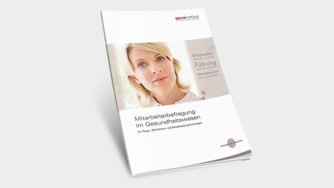 Print Broschüre München Titel Gestaltung