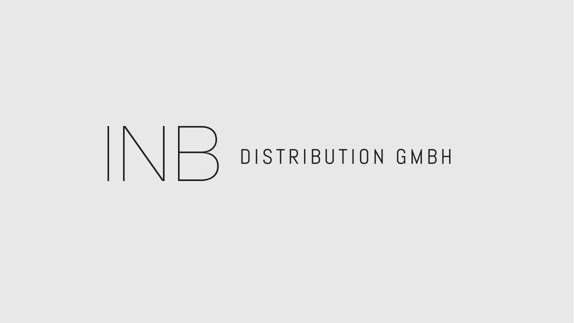 Logo Design INB Distribution