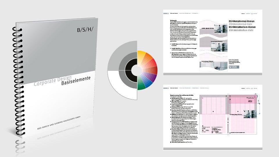Corporate Design Manual, Professionelles Corporate Design München