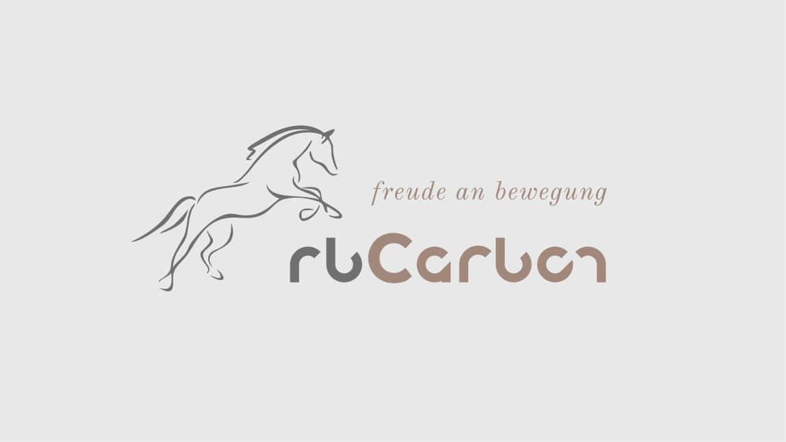 Logo rbCarbon, Logo Design München