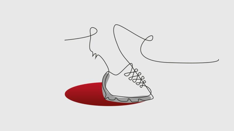 Illustration für ein Logo Design