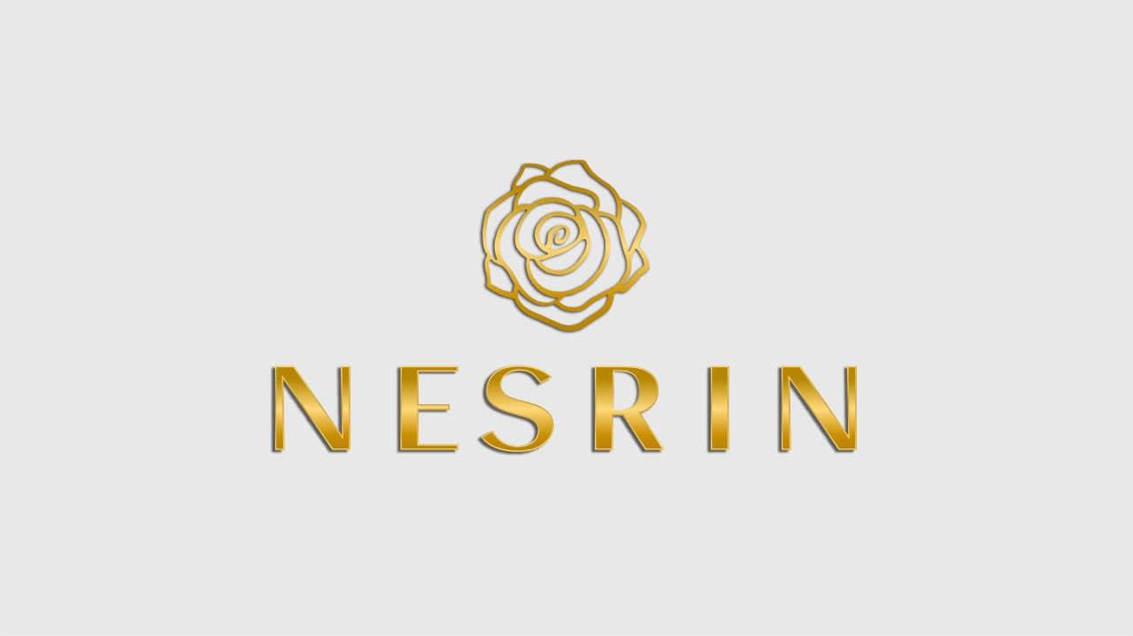 Logo Design Nesrin Private Hairlounge, München
