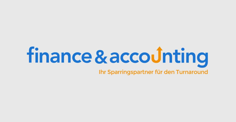 Logo Design für finance & accounting